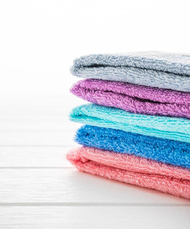 chacun sa serviette